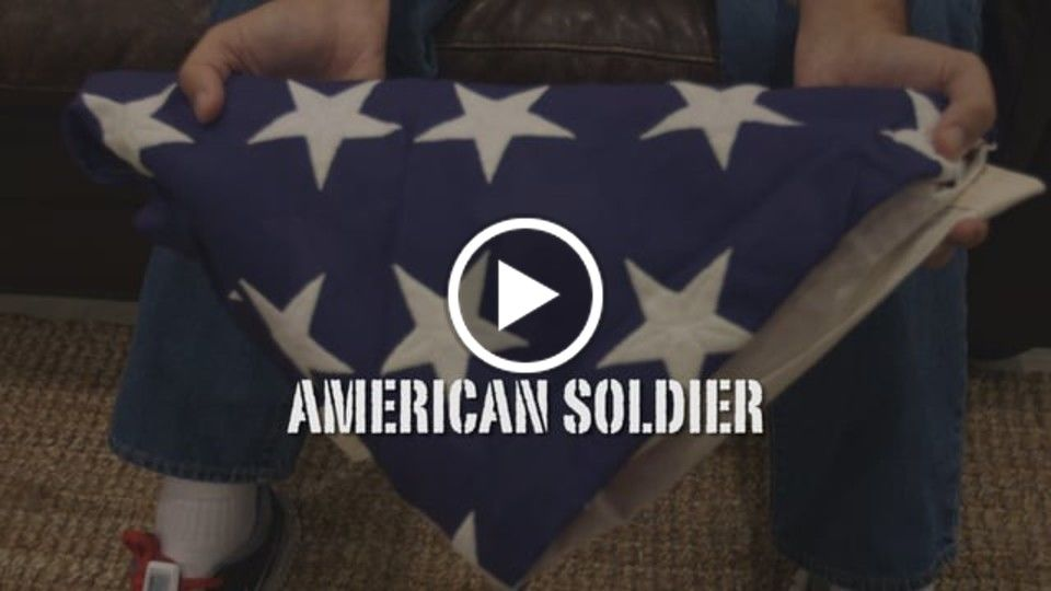 American Soldier - DIRECTOR'S CUT