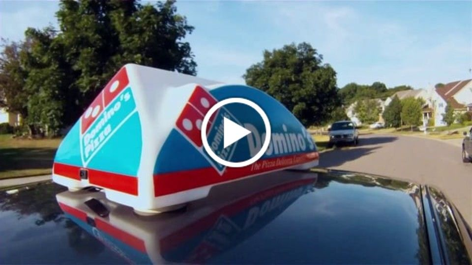 Dominos Ultimate Delivery Vehicle :30  Dir. Henry Alex Rubin