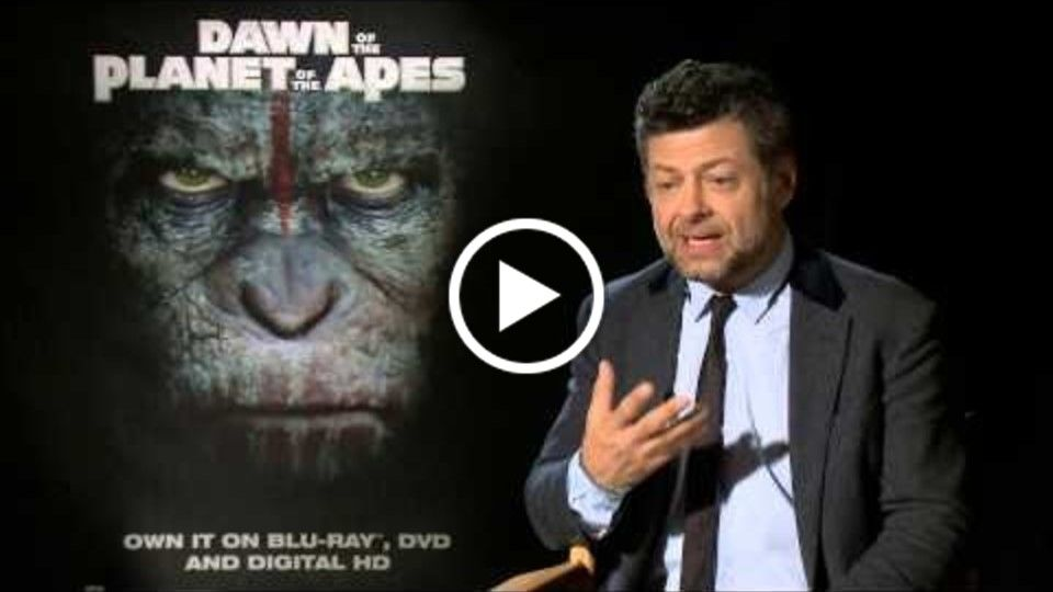 "Andy Serkis ""Dawn of the Planet of the Apes"" Interview"