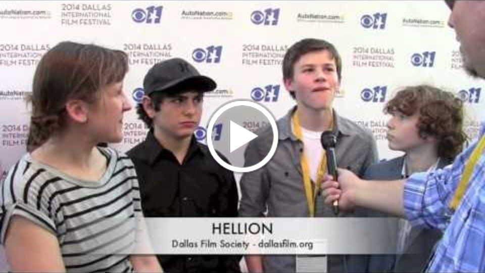 DIFF 2014 Red Carpet: HELLION
