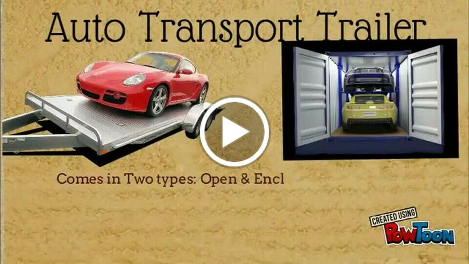 Types of Shipping Trailers