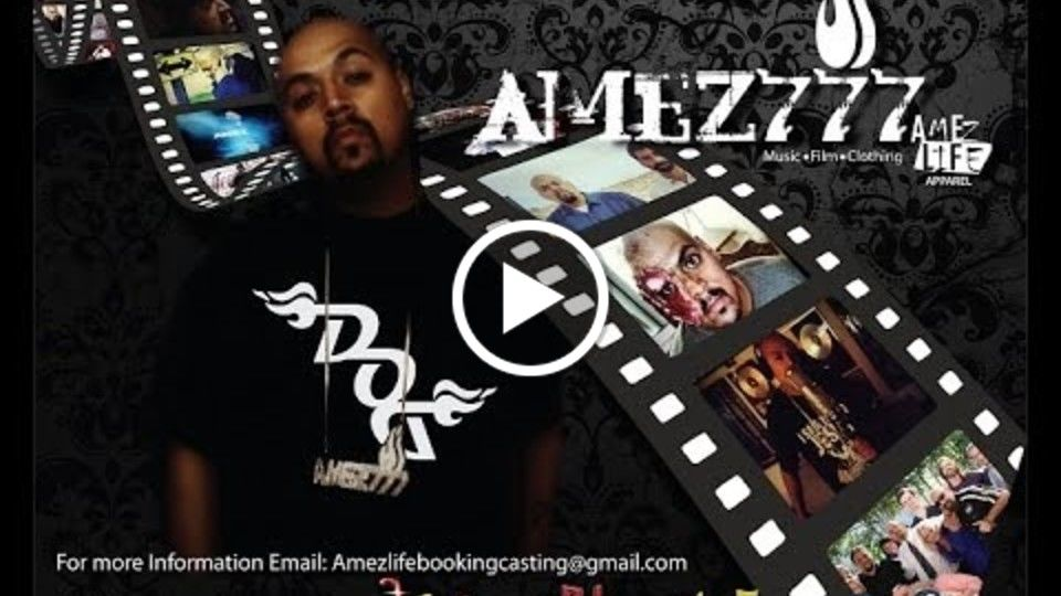Actor AMEZ REEL SNIPPET Full Trailer Coming Soon