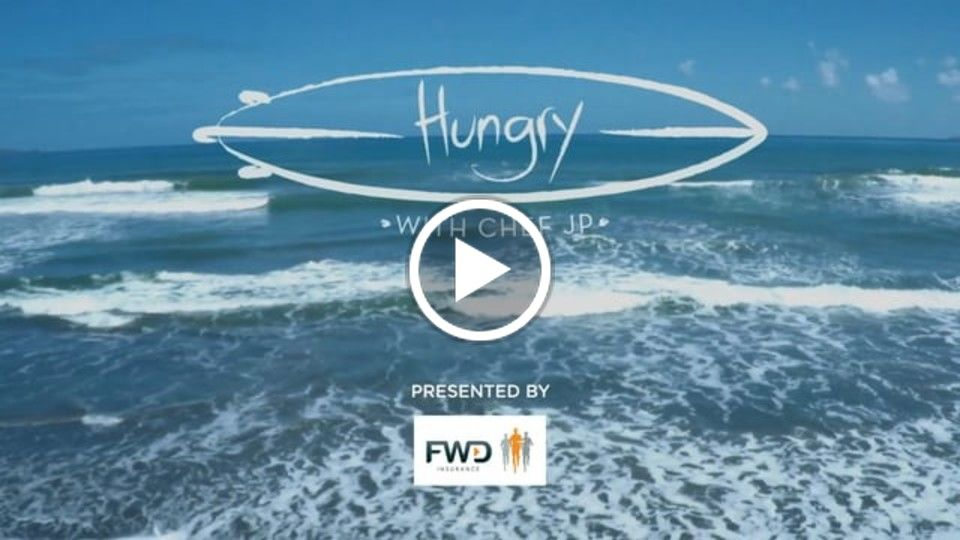 Hungry with Chef JP Trailer