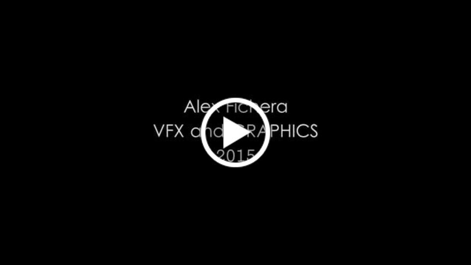 Alex Fichera VFX and Graphics 2015