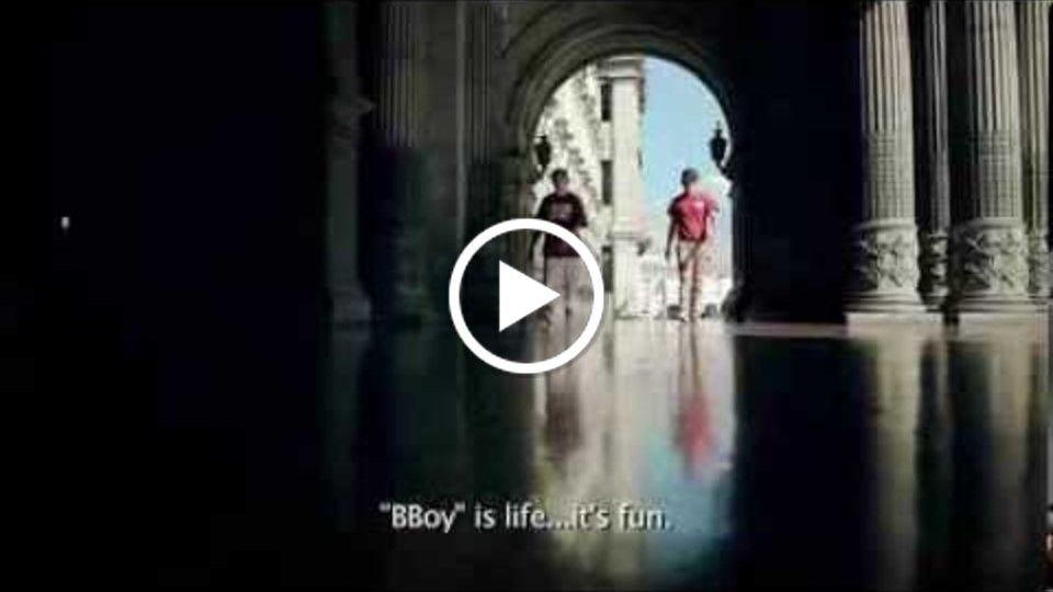 BBOY For LIFE Official Trailer