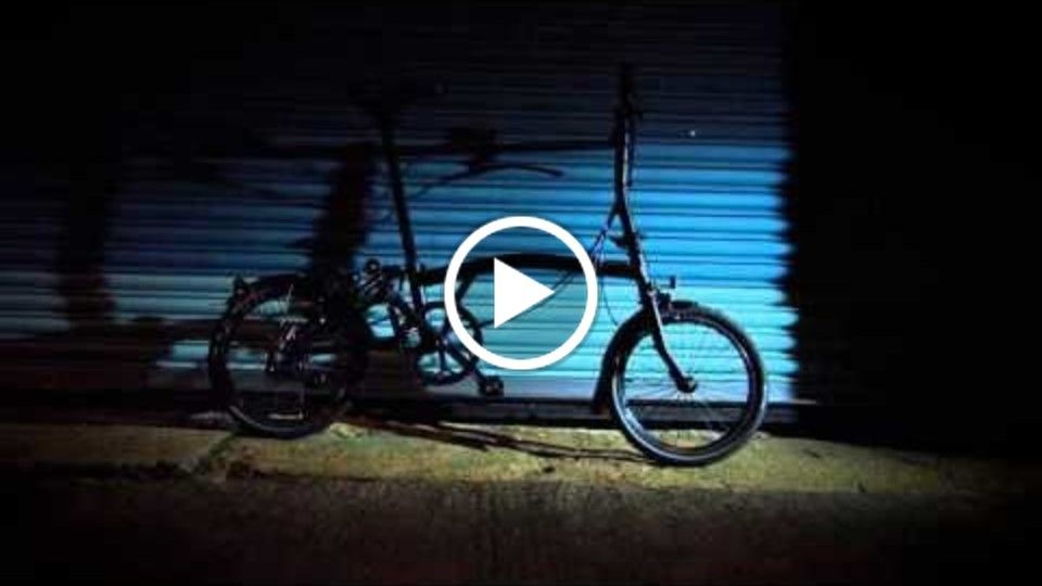 #MyUnseenCity - The Brompton Black Edition