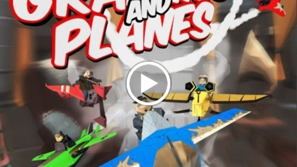 Grannies And Planes (Official Game Soundtrack by Louis Edlinger)