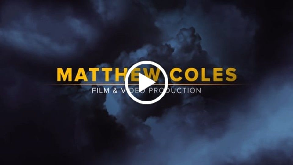 Matthew Coles - Sports Video Production Reel