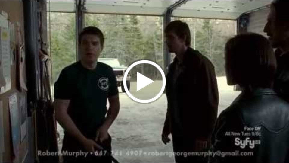 Robert Murphy - Acting Reel
