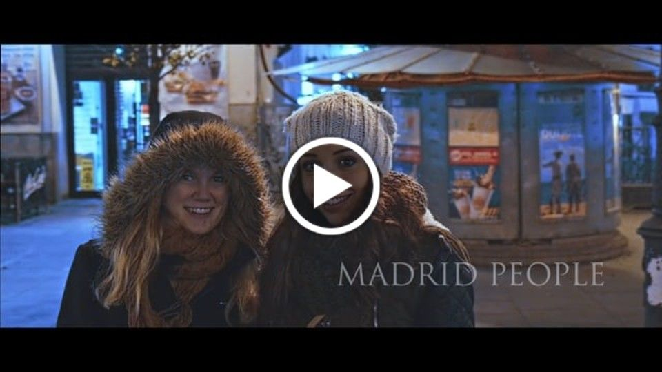 Madrid People - Night life