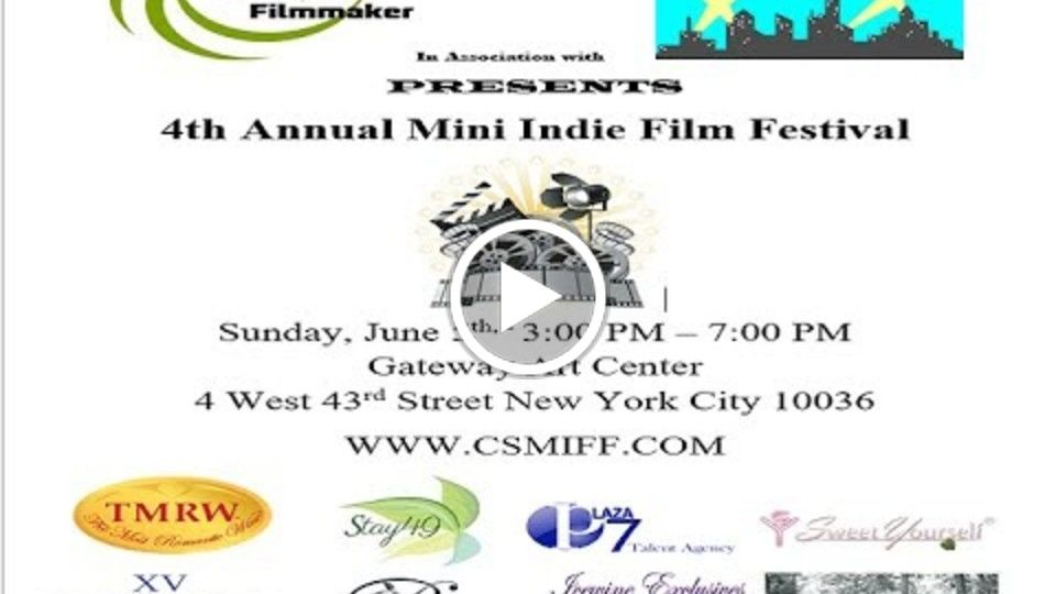 Crystal Ship Filmmaker in Association with Soiree Fair