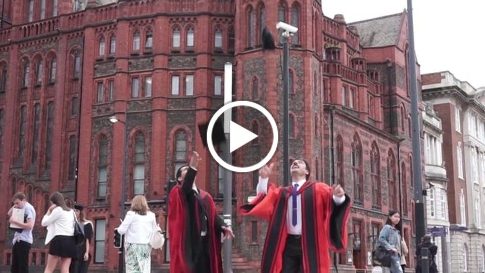 Liverpool University instagram videos