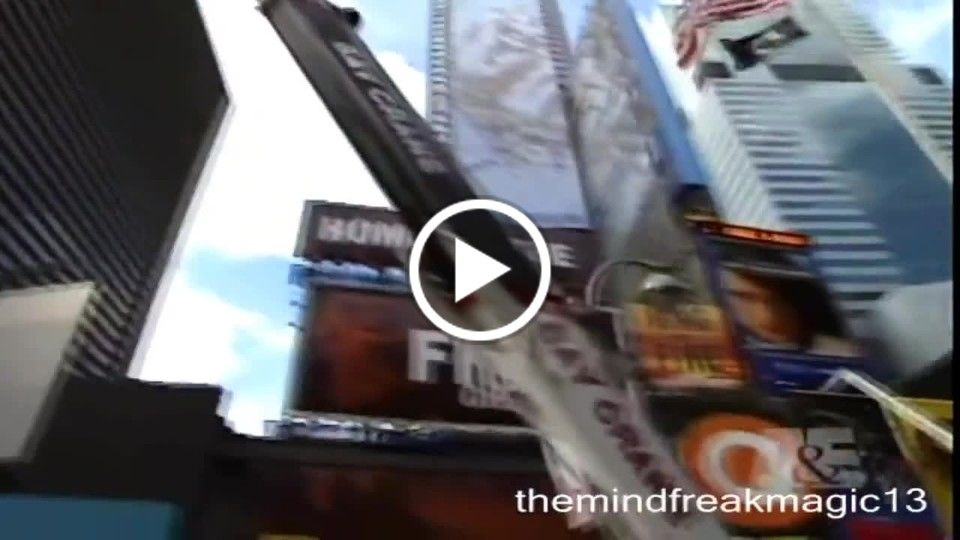 Criss Angel Mindfreak Times Square Escape.mp4