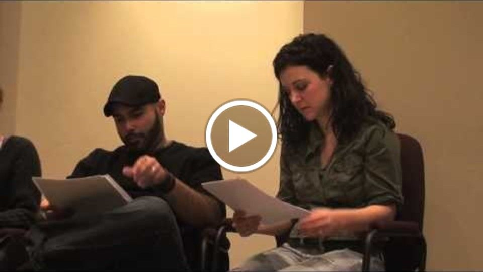CAVE KISSES - Winning 1st SCENE Screenplay