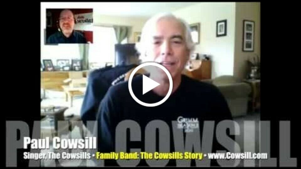 The Cowsills: Paul Cowsill remembers family, war, Indian Lake and Hair! (Interview)