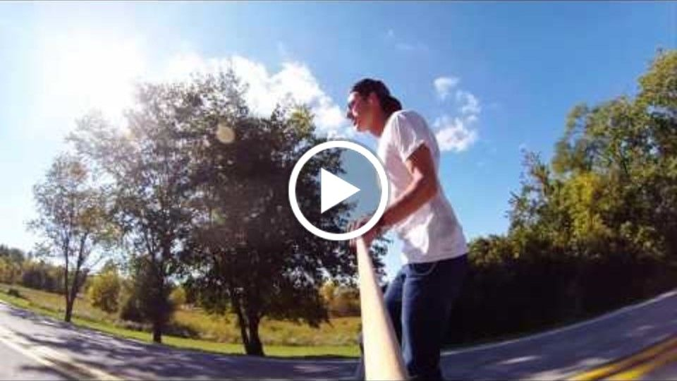 GoPro HD Hero 3: Chaseing the sun - Pressure Skateboards