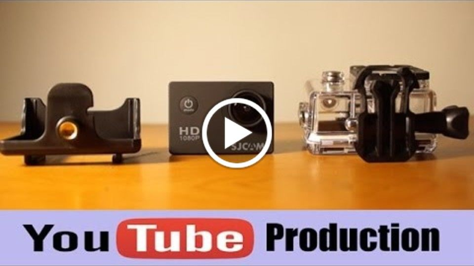 The SJ4000 SJCam The Best Budget GoPro Alternative - YOUTUBE PRODUCTION