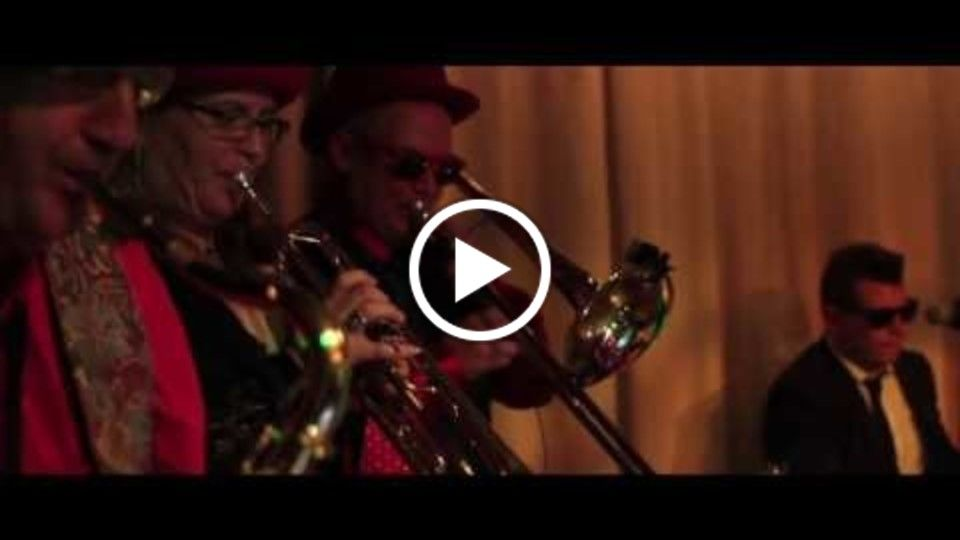 The Curious Little Big Band (UK) Show Reel 2014