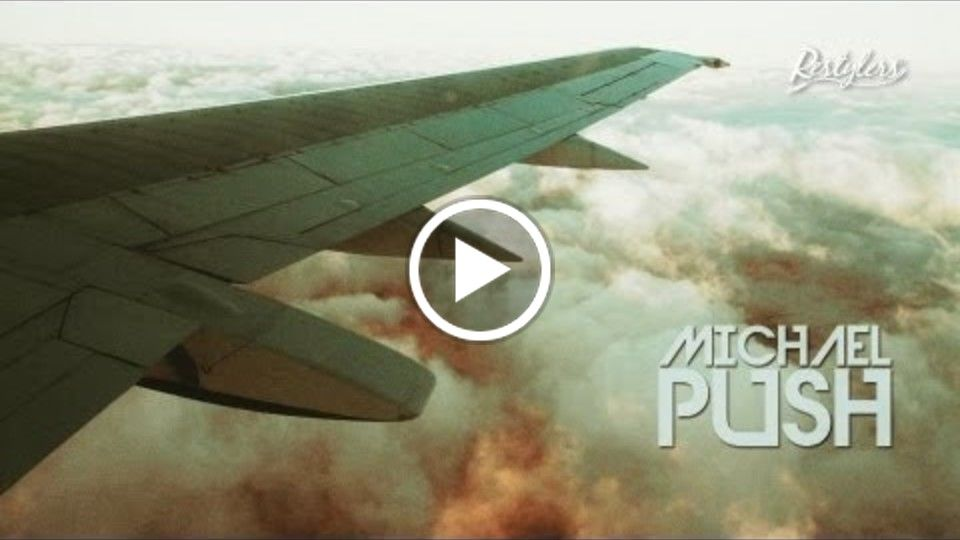 Michael Push feat. Allie Phalc - Above The Clouds [Original Mix] [OFFICIAL VIDEO]