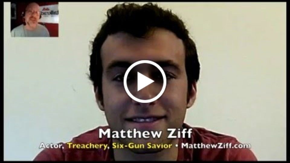 Muggle Quidditch is not enough for Six Gun Savior actor Matthew Ziff! (Interview)