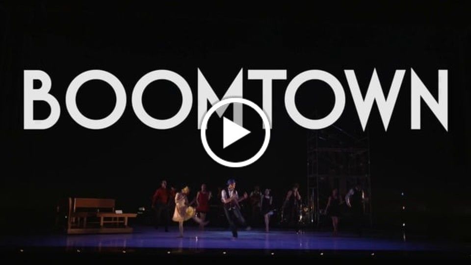 Boomtown Trailer (April 2015)