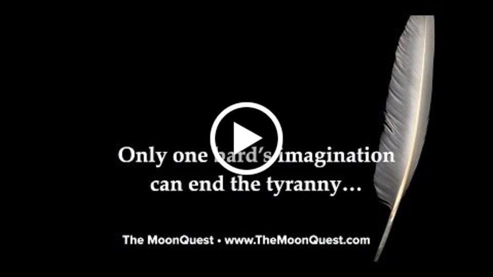 The MoonQuest: The Q'ntana Trilogy, Book I - Trailer