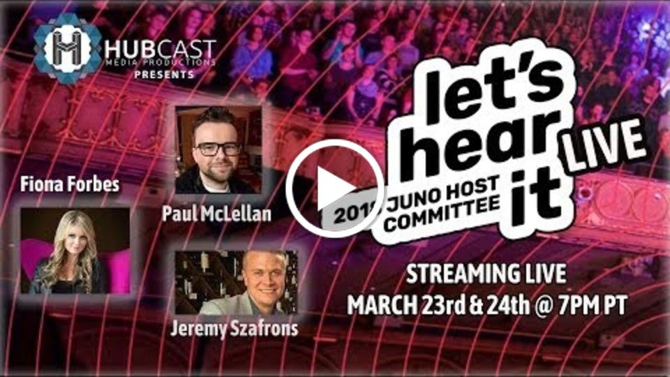 Let's Hear It LIVE Broadcast | Day 2 Episode
