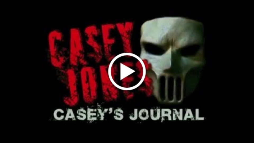 Casey Jones journals Trailer