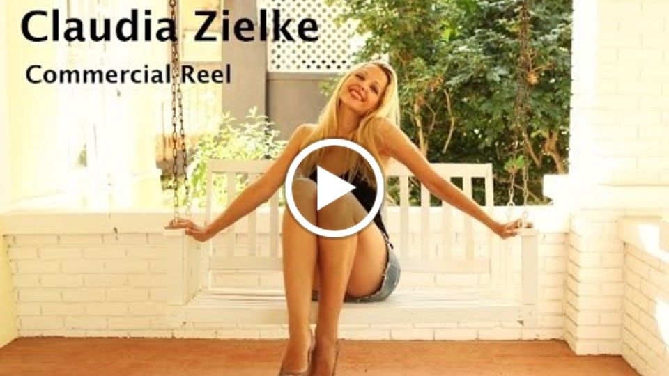 Claudia Zielke - Commercial reel 2015