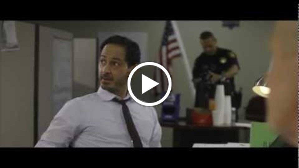 """The Final 4"" - Movie clip - Police station"