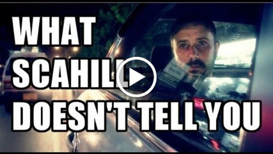 Secrets of the Dirty Wars: What Jeremy Scahill Doesn't Tell You