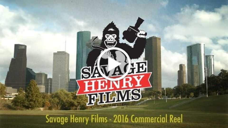 Savage Henry Films 2016 Commercial Reel