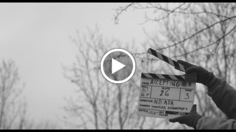 Clapperboards tale ('Accepting Her' BTS)