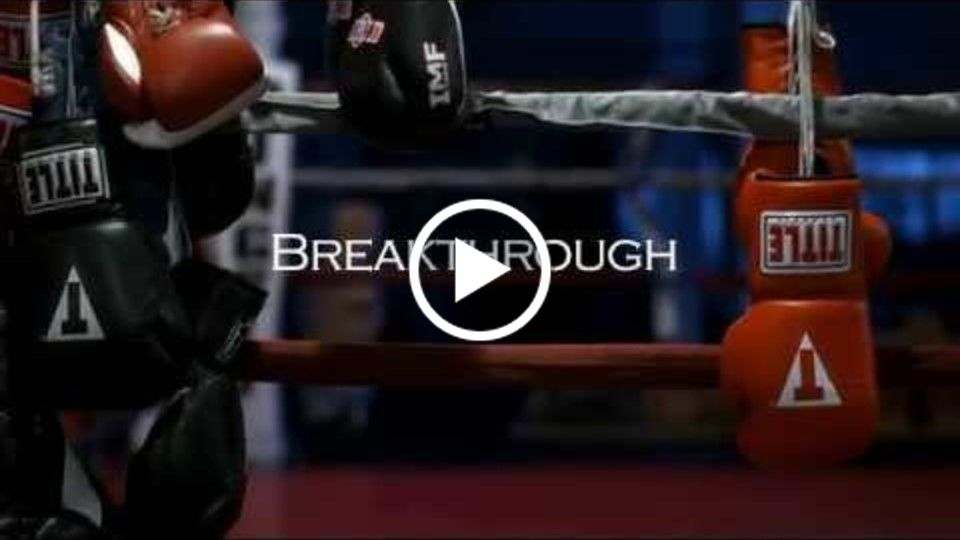"Short Film ""Breakthrough"" Staring Michael J. Patterson"