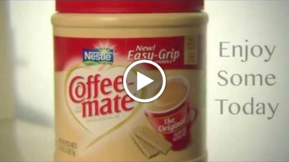Coffee-Mate Parody Commercial