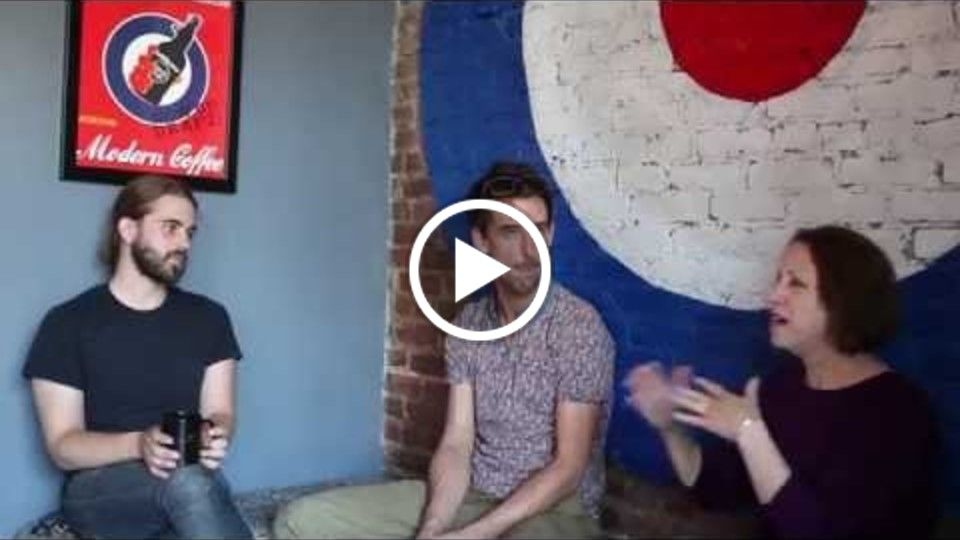 Mod Cup Coffee Interview with Suzy Brandtastic Live