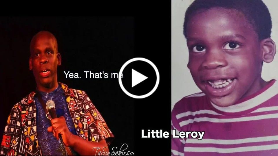 Krip Hop Komic Promo #1 Little Leroy.mov