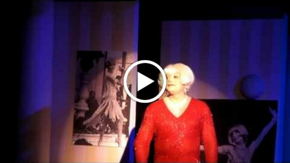 Jazz Baby - Richard Skipper as Carol Channing