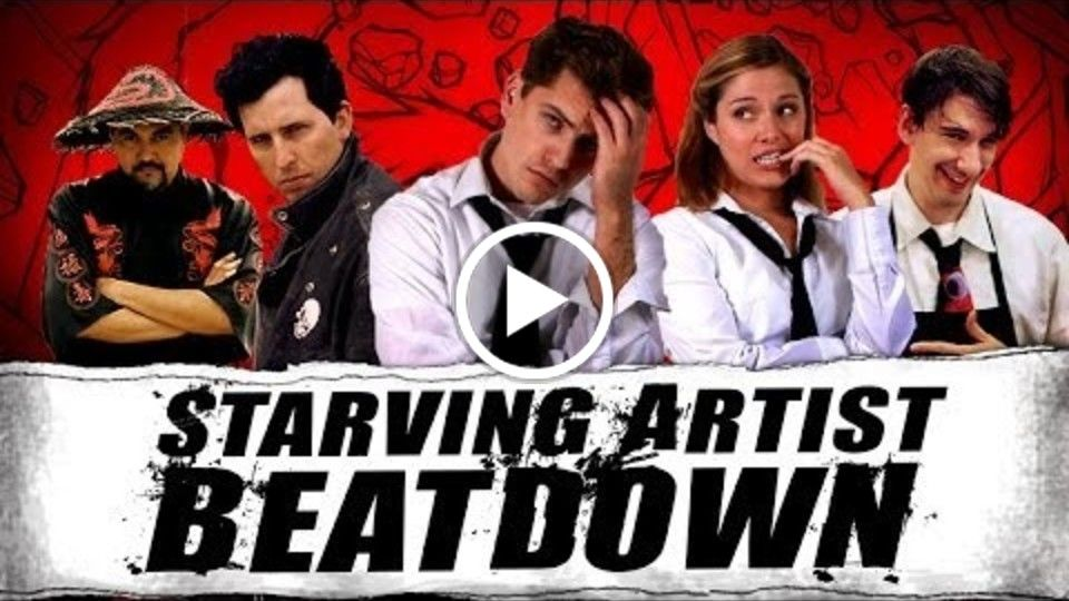 Starving Artist Beatdown Preview