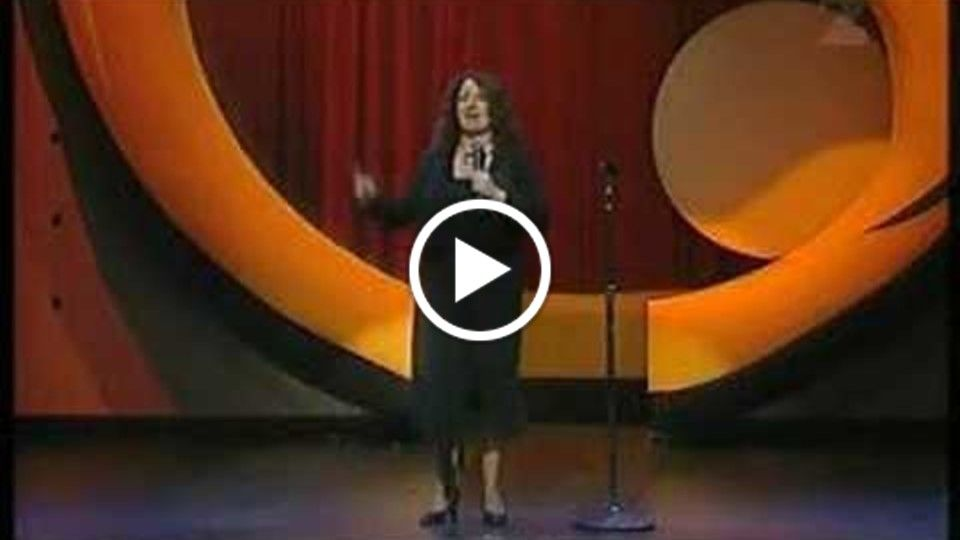 Janey Godley Live at the ODDFELLOW's New Zealand Comedy Fest
