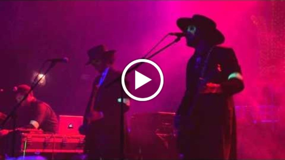 XIXA - CUMBIA DEL PALETERO (LIVE AT THE RIALTO THEATRE) | GLITTERHOUSE RECORDS