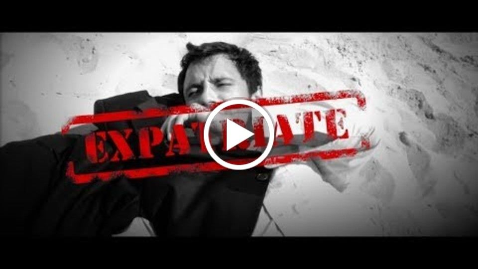 EXPATRIATE Teaser Trailer - English