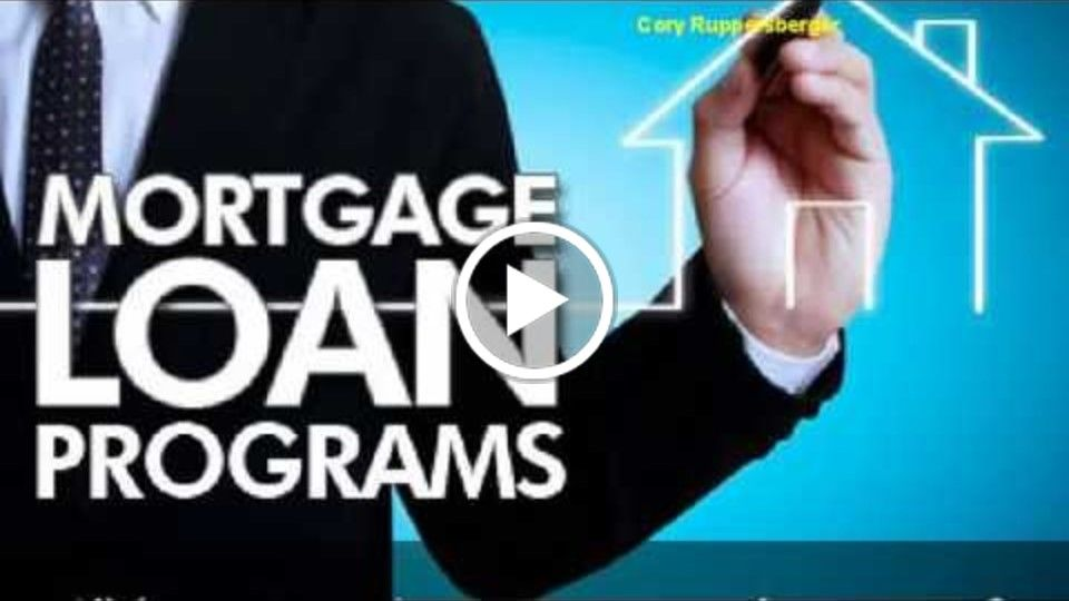 Loan Terms in Mortgage Marketplace | Cory Ruppersberger