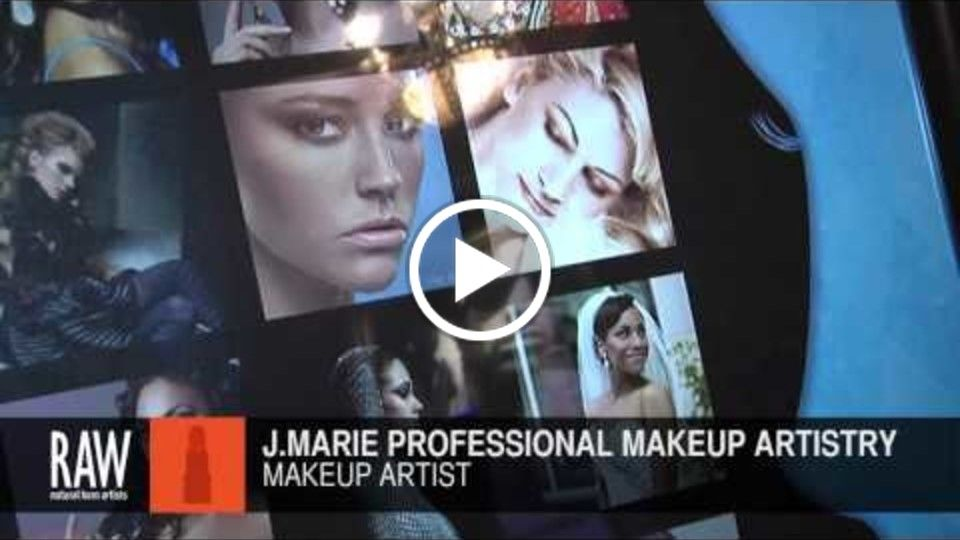 J.MARIE PROFESSIONAL MAKEUP ARTISTRY at RAW:Indianapolis Expressions 05/16/2013