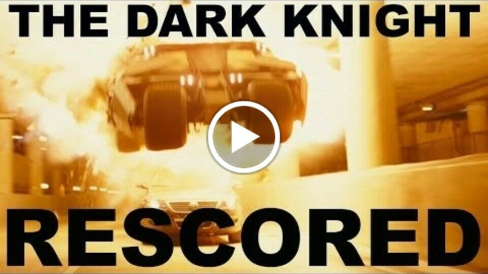 Tommy Gray | The Dark Knight RESCORED