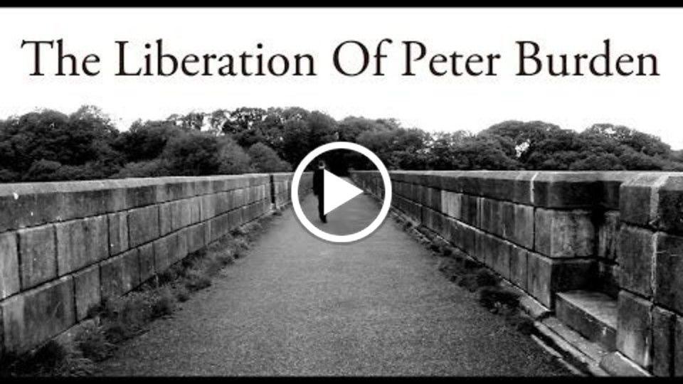 The Liberation Of Peter Burden - A Hagfilms Short Film- Black Comedy