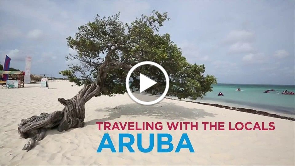Aruba: Traveling With The Locals