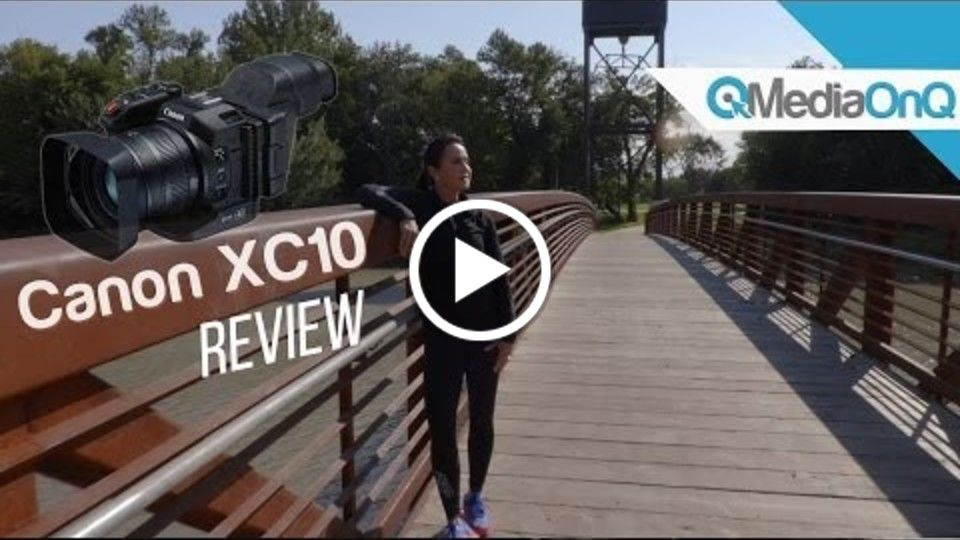 Canon XC10 4K camcorder Video Review - C300 BCam?