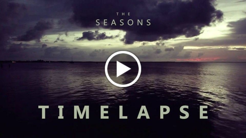 The Seasons - Timelapse Reel 2013