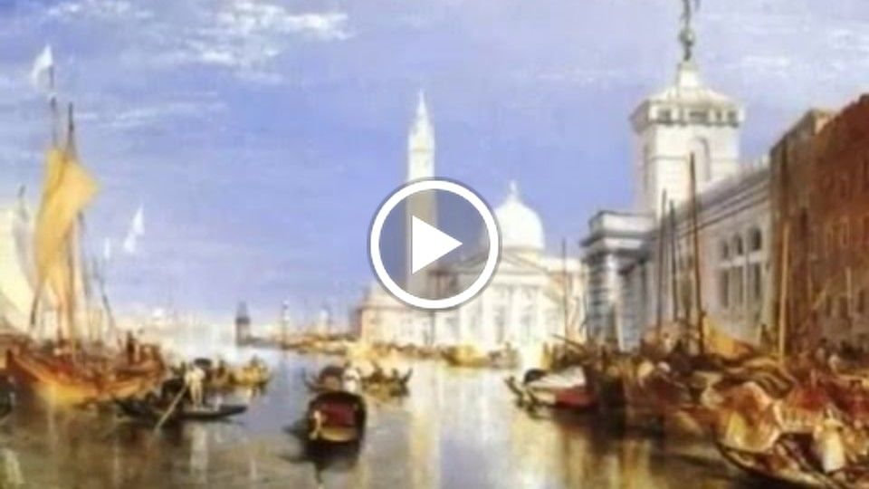 TURNER - the Cockney Canaletto